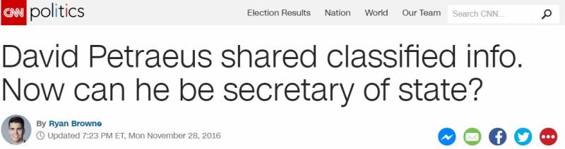 CNN headline