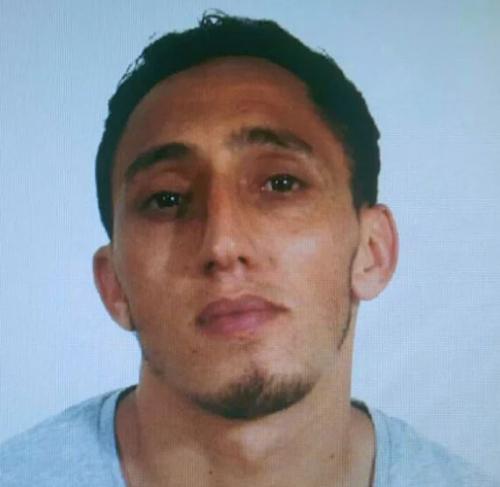 Barcelona suspect