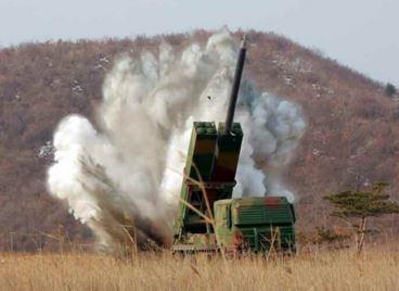 NKPA rockets