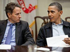 Geithner-obama